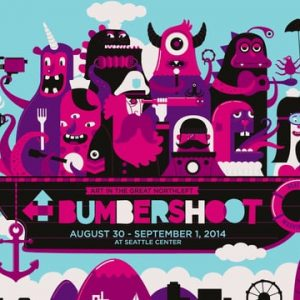 Bumbershoot 2014 Convention Center Promo